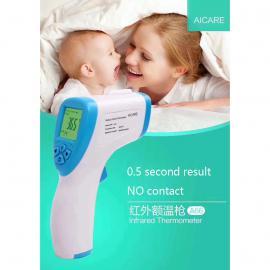 Infrared Thermometer No Contact Termómetro de infrarrojos Non-Touch No Battery